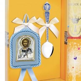 Подарочный набор на крестины мальчику