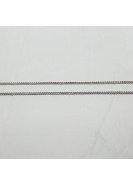 Серебряная цепочка панцирная